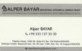 ALPER BAYAR